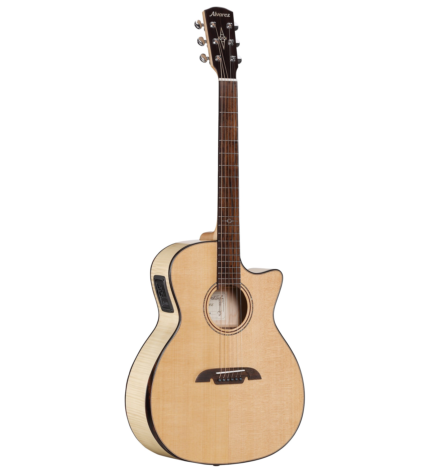 Alvarez AGFM80CEAR Electric Acoustic Guitar