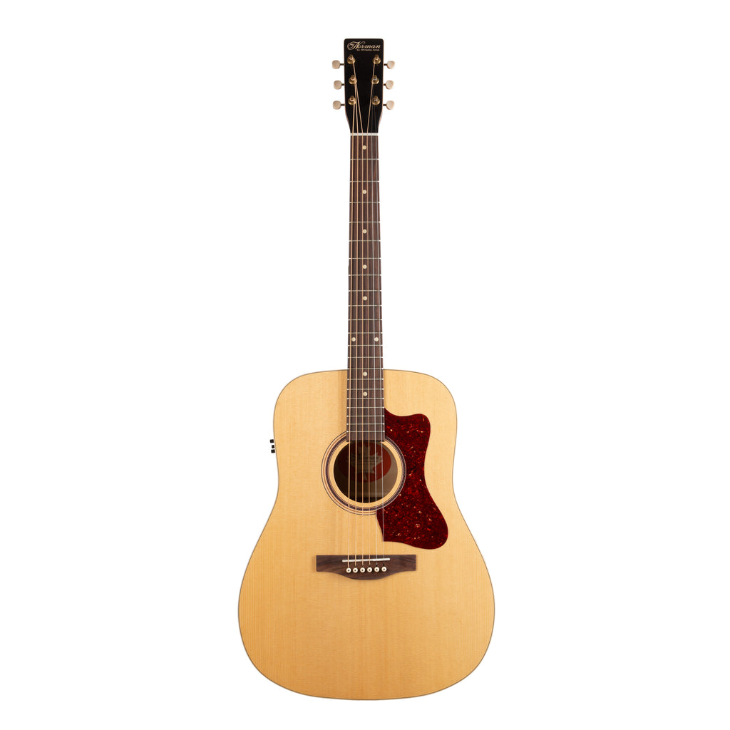 Norman B20 Natural GT QIT Electric Acoustic Guitar