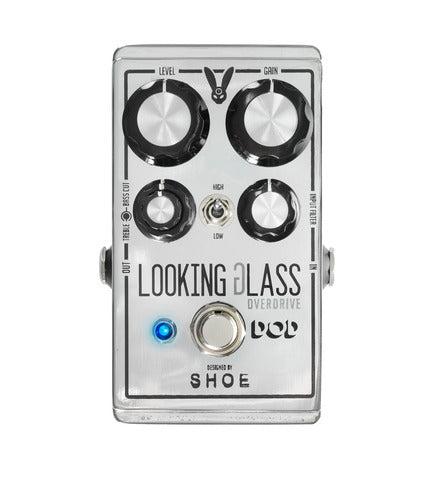 DOD Looking Glass Boost/Overdrive Pedal
