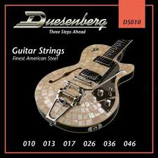 Duesenberg DS010 Guitar Strings (10-46)