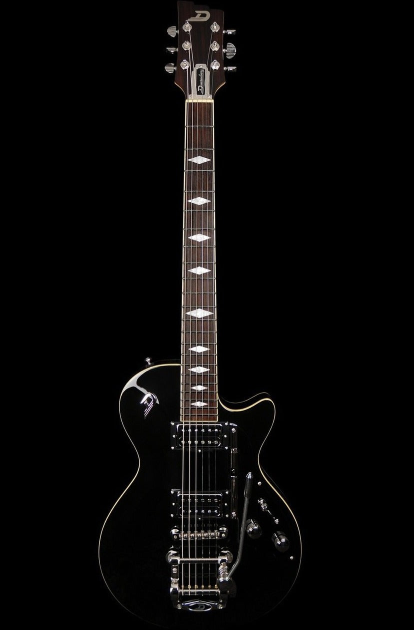 Duesenberg 59 Series With First Generation Les Trem system - Black