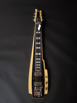 Duesenberg Pomona Lap Steel - Blonde and Black
