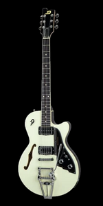 Duesenberg Starplayer TV - Vintage White