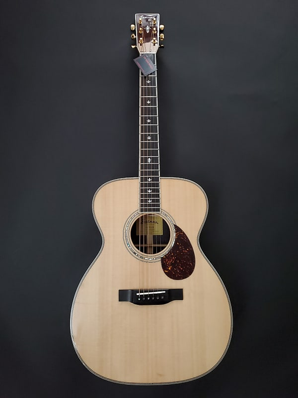 Eastman DT30OM Acoustic Guitar