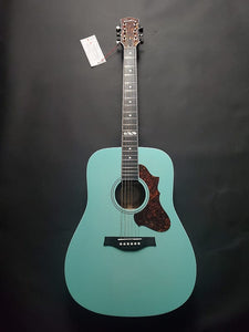 Godin Imperial GT EQ Laguna Blue Electric Acoustic Guitar