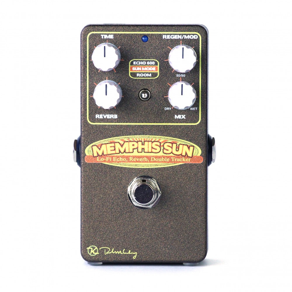 Keeley Memphis Sun Reverb/ echo/ double track