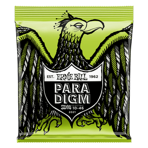 Ernie Ball REGULAR SLINKY PARADIGM ELECTRIC GUITAR STRINGS - 10-46 GAUGE
