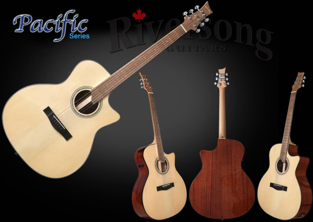 Riversong P 550CE-A Electric Acoustic Guitar