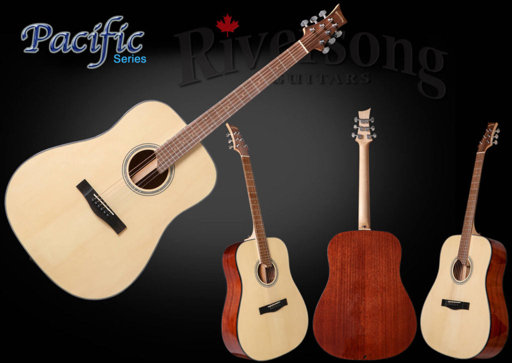 Riversong P 550-D Acoustic Guitar