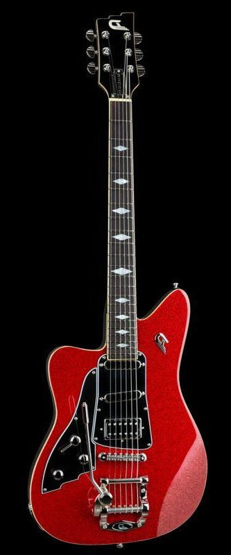 Duesenberg Paloma - Red Sparkle Left hand Electric guitar