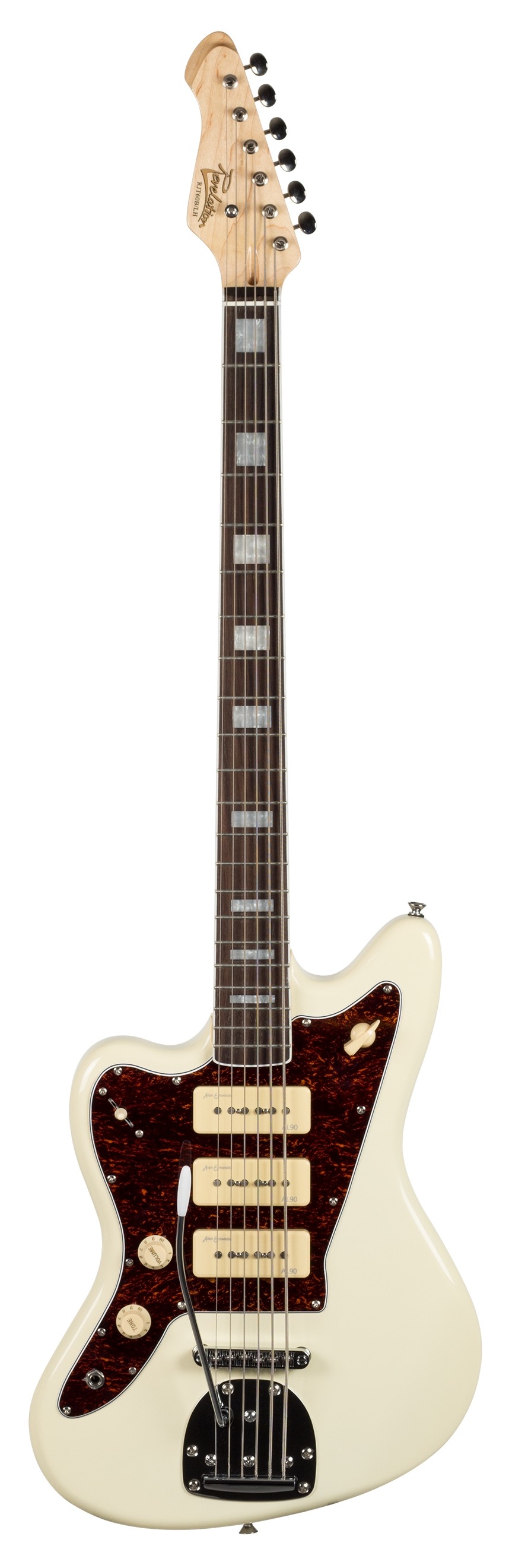 Revelation RJT-60 B vintage white left handed