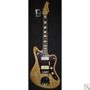 Revelation RJT60 DLX - Natural Electric Guitar