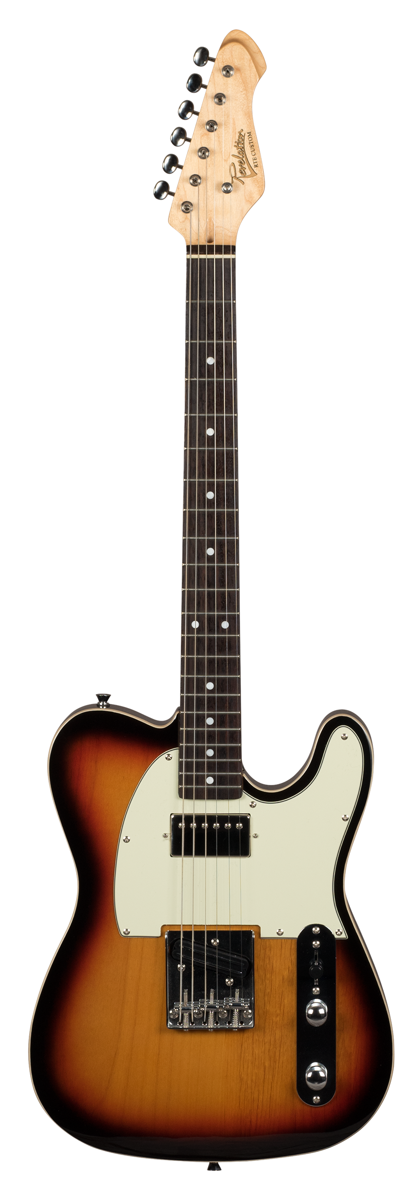 Revelation RTE Custom Sunburst