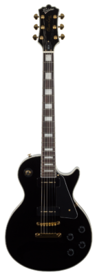 Revelation RTL-55- Black Electric single cut