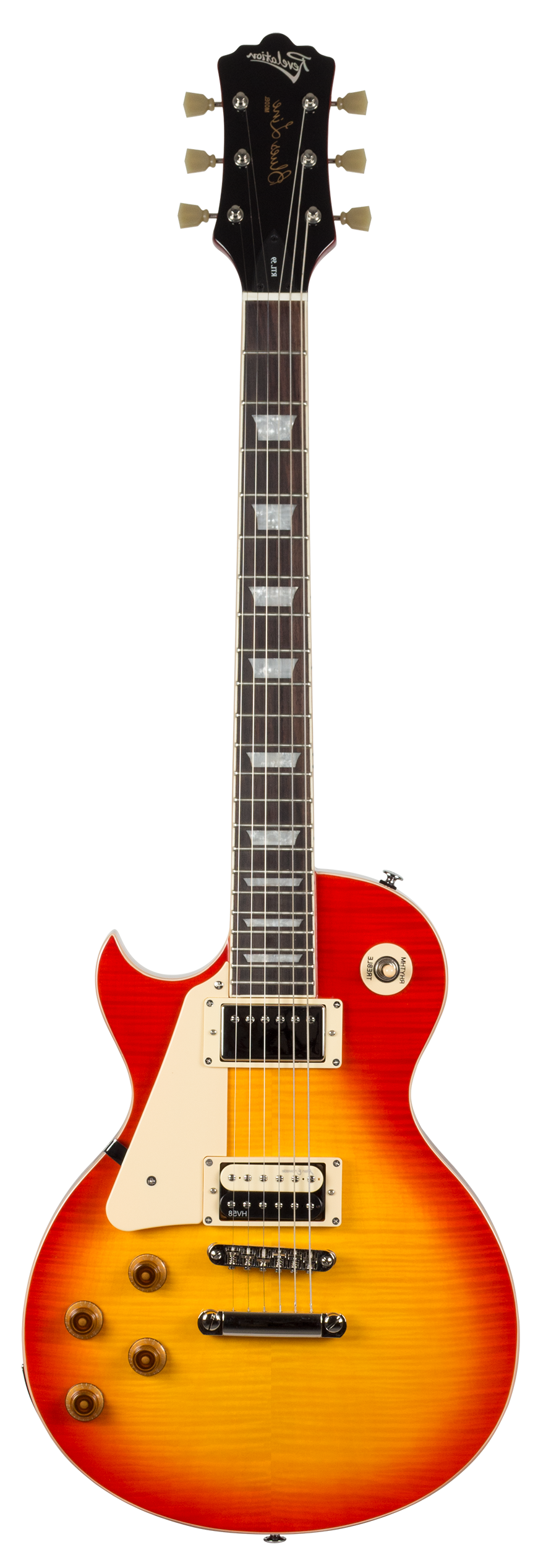 Revelation RTL59 Cherry Electric Guitar Left Handed