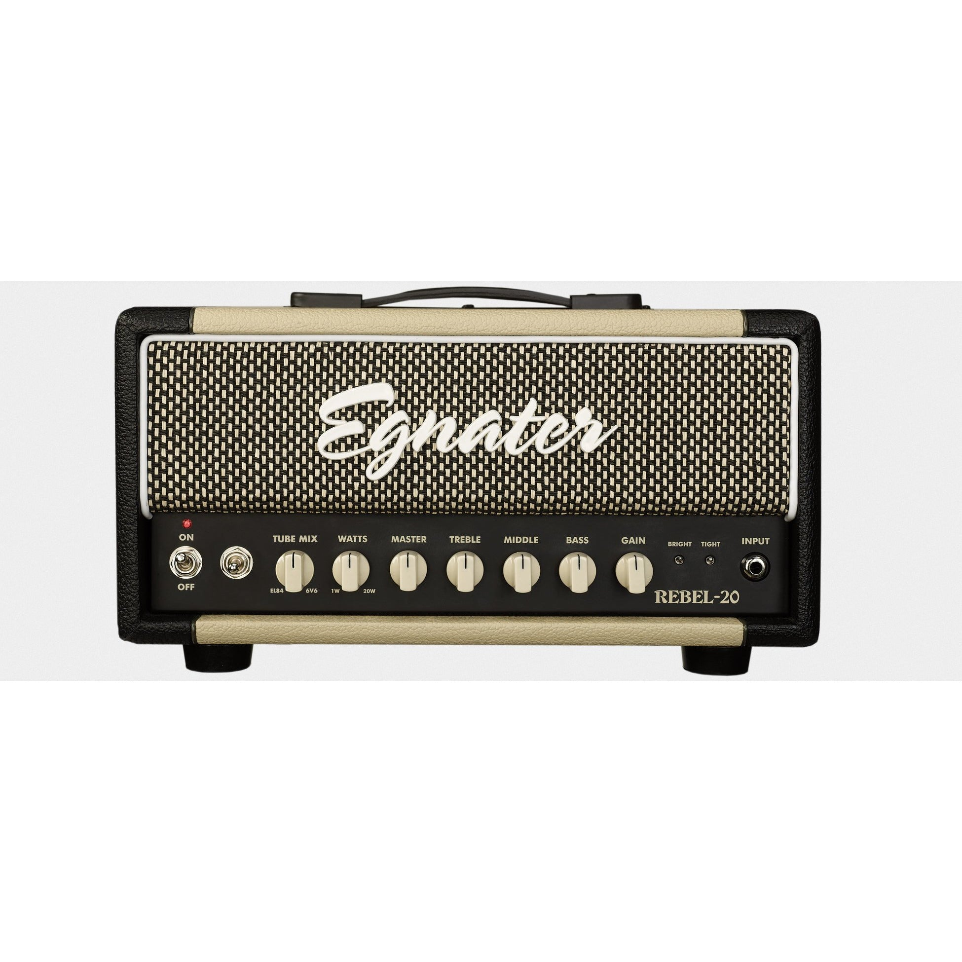 Egnater Rebel-20 — 20-watt All-Tube Head