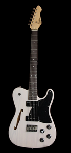 Revelation RFT - Translucent White Electric Guitar