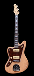 Revelation RJT 60 DLX - L/H Natural Left handed Electric Guitar