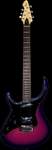 Revelation RH Martian Sunset Electric Guitar Left Handed