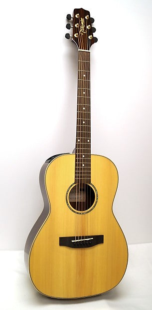 Takamine EG416S  Archive New Yorker Body Solid Spruce Top with TP4T Preamp