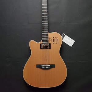 Godin A6 Ultra Left Handed Semi Hollow Acoustic Electric Guitar