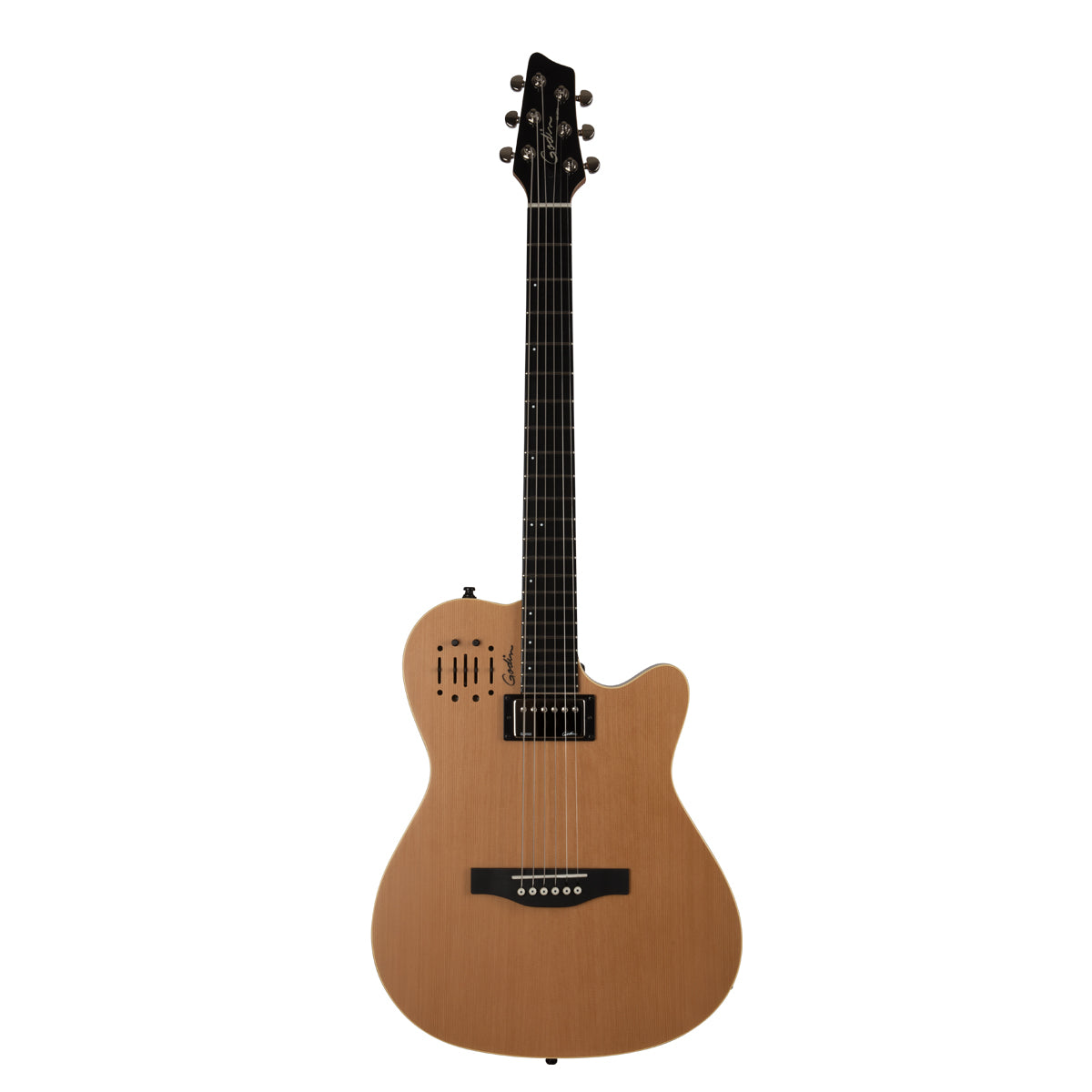 Godin A6 Ultra Natural SG electric Acoustic Guitar
