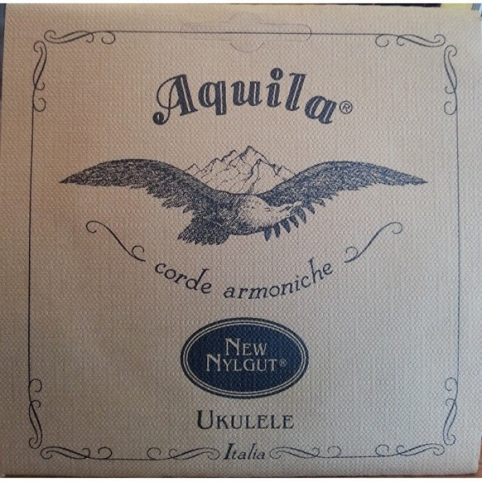 Aquila Ukulele Strings Soprano Regular 4U
