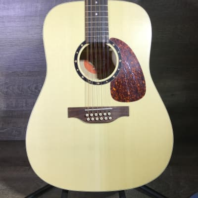 Norman Encore B20 Presys Electric Acoustic 12 String Guitar natural light  finish