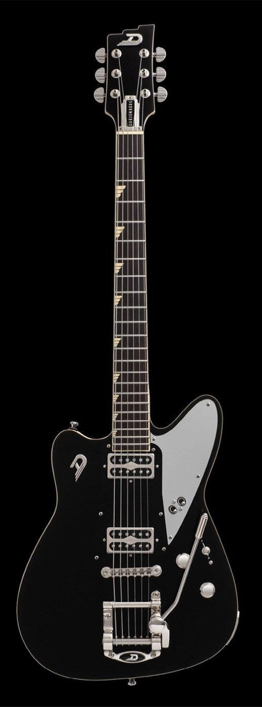 Duesenberg Falken Electric Guitar in Black