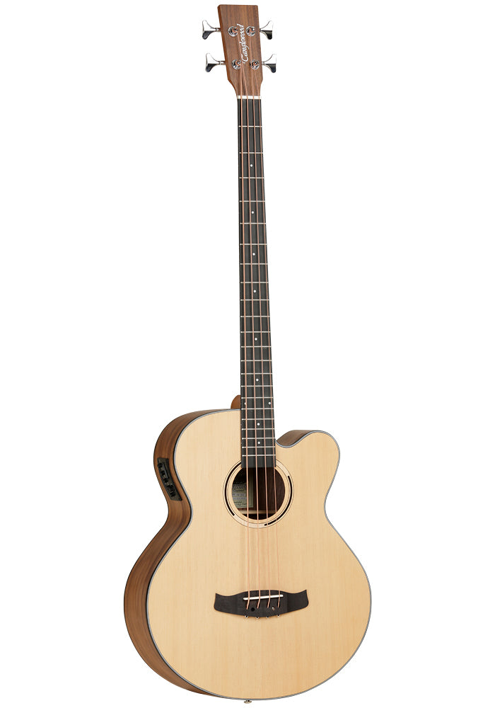 Tanglewood DBT AB BW Acoustic Bass, Spruce Top, Black Walnut Back/Sides