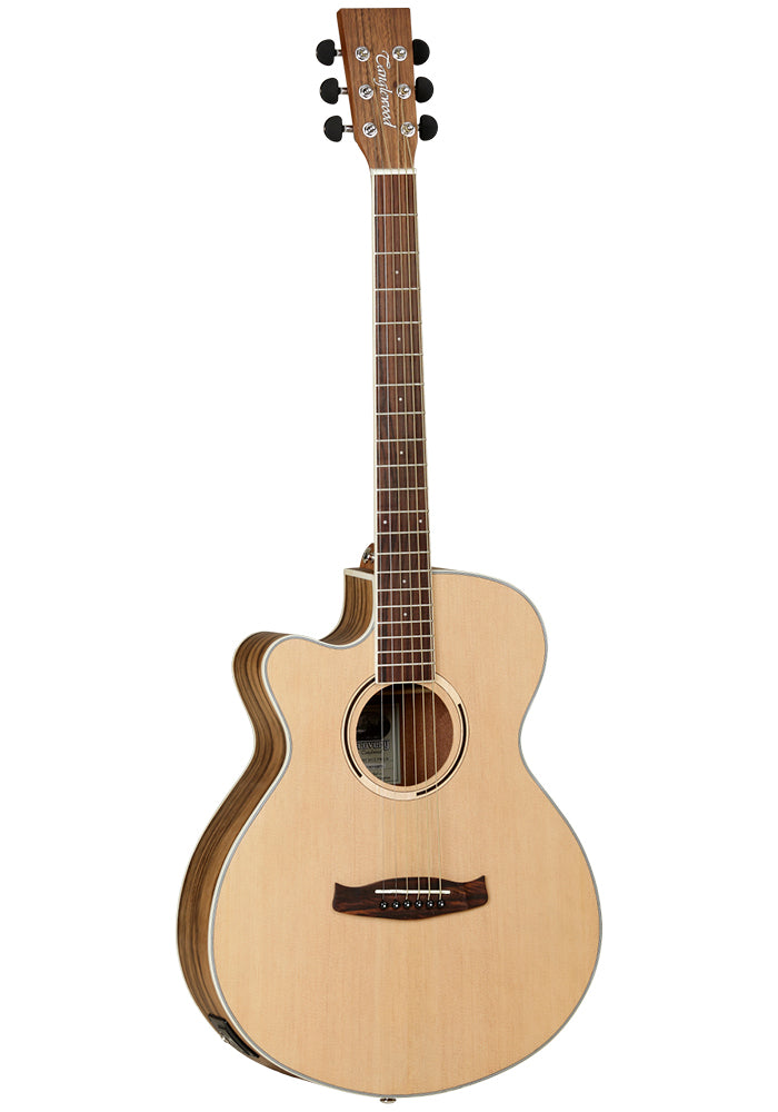 Tanglewood DBT SFCE PW LH Electric Acoustic Guitar