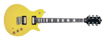 Revelation RGS-33 Blonde Electric Guitar