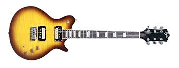 Revelation RGS-33 Vintage Sunburst Electric Guitar