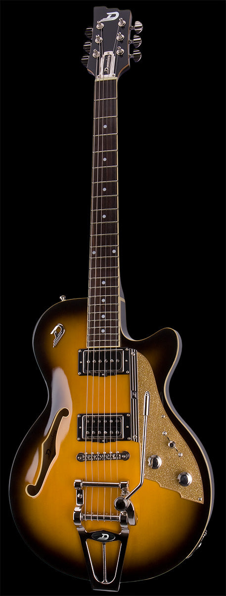 Duesenberg Starplayer TV - 2-Tone Sunburst