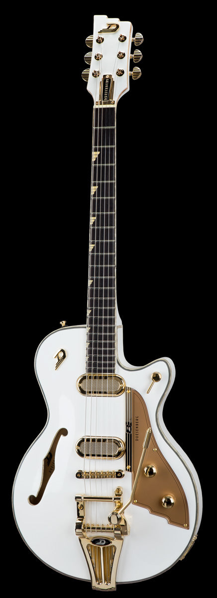 Duesenberg Guitars Starplayer TV Phonic - Venetian White Canada