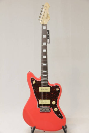 Revelation RJT-60 Fiesta Red Electric Guitar