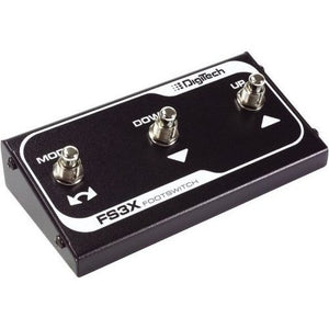 DigiTech FS3X Footswitch