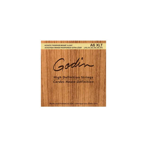 Godin A6 XLT Acoustic Guitar Strings