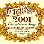 La Bella 2001 Medium Tension Classical Strings