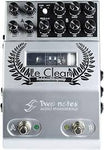 Two Notes Le Clean 2-channel U.S. Tones Tube Preamp Pedal 2-channel Tube Preamp Pedal with Cabinet Simulation, 2 Footswitches, MIDI, DI Output, Effects Loop, and Headphone Output