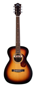 Guild M-240E Troubadour VSB Electric Acoustic Guitar