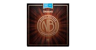 d`Addario NB1253 Acoustic Guitar Strings