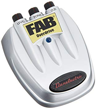 Danelectro Fab Overdrive Pedal