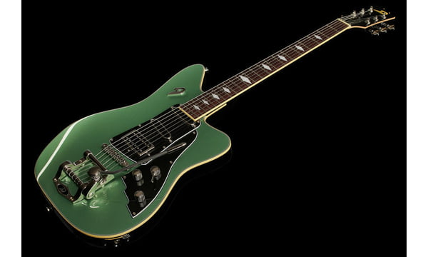 Duesenberg Paloma - Catalina Harbor Green Electric Guitar