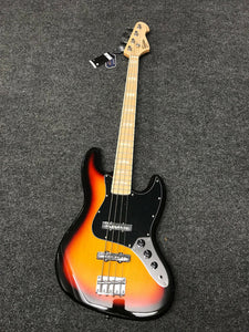 Revelation RBJ-67 Jazz Bass - 3-Tone Sunburst