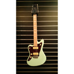 Revelation RJT 60/12 Guitar (12-String) - Sea Foam Green Left Hand