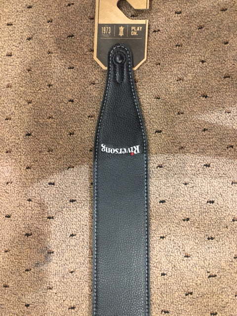 Riversong RV17SSE-blk Guitar Strap