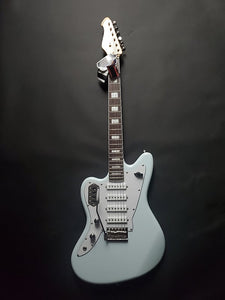 Revelation RJT-60 Q L/H Sky Blue left handed Electric Guitar