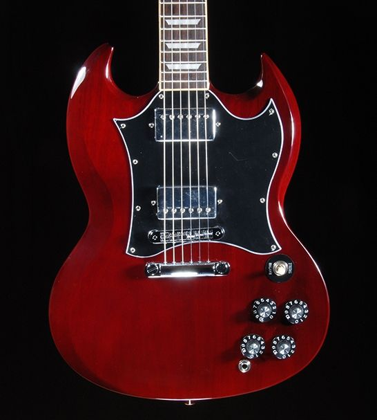 Burny RSG-55 69 (Wine Red) Electric Guitar