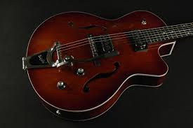 Godin 5th Avenue Uptown T-Armond Havana Burst